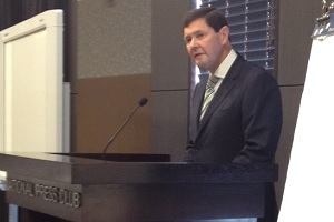 Kevin Andrews MP opens 'Making it Mutual' workshop