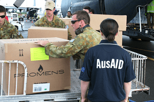 BCCM provides evidence on sectors' role in Australian aid