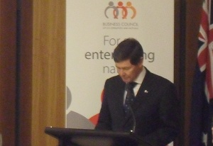 'Third way' for government services wins Kevin Andrews' approval