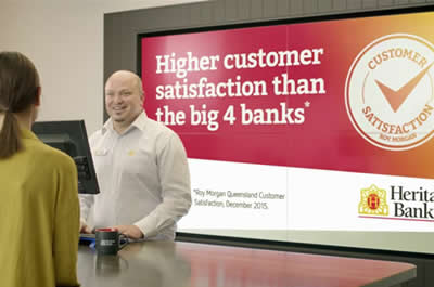 Study finds Heritage Bank best in Australia for customer service: another reason to #switchnotbitch