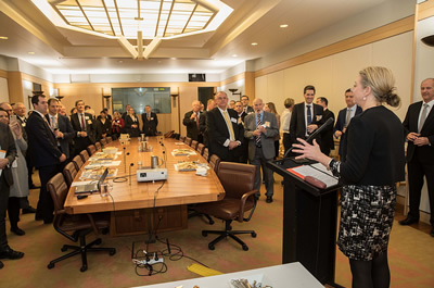 Bipartisan support for Parliamentary Friends of Mutuals and Co-Ops a win for regional Australia