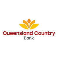 Queensland Country Bank logo