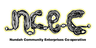 Nundah Community Enterprises Cooperative (NCEC) logo