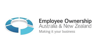 Employee Ownership Australia and New Zealand (EOA) logo
