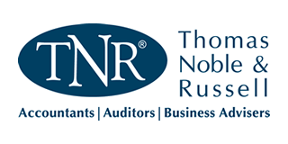 Thomas Noble & Russell (TNR) logo