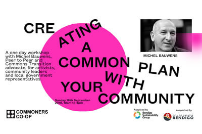 Collective Action: Creating a Common Plan with your Community