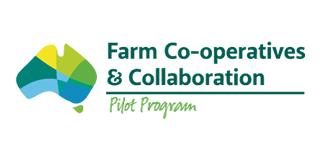 Farm Co-operatives and Collaboration Pilot Program logo
