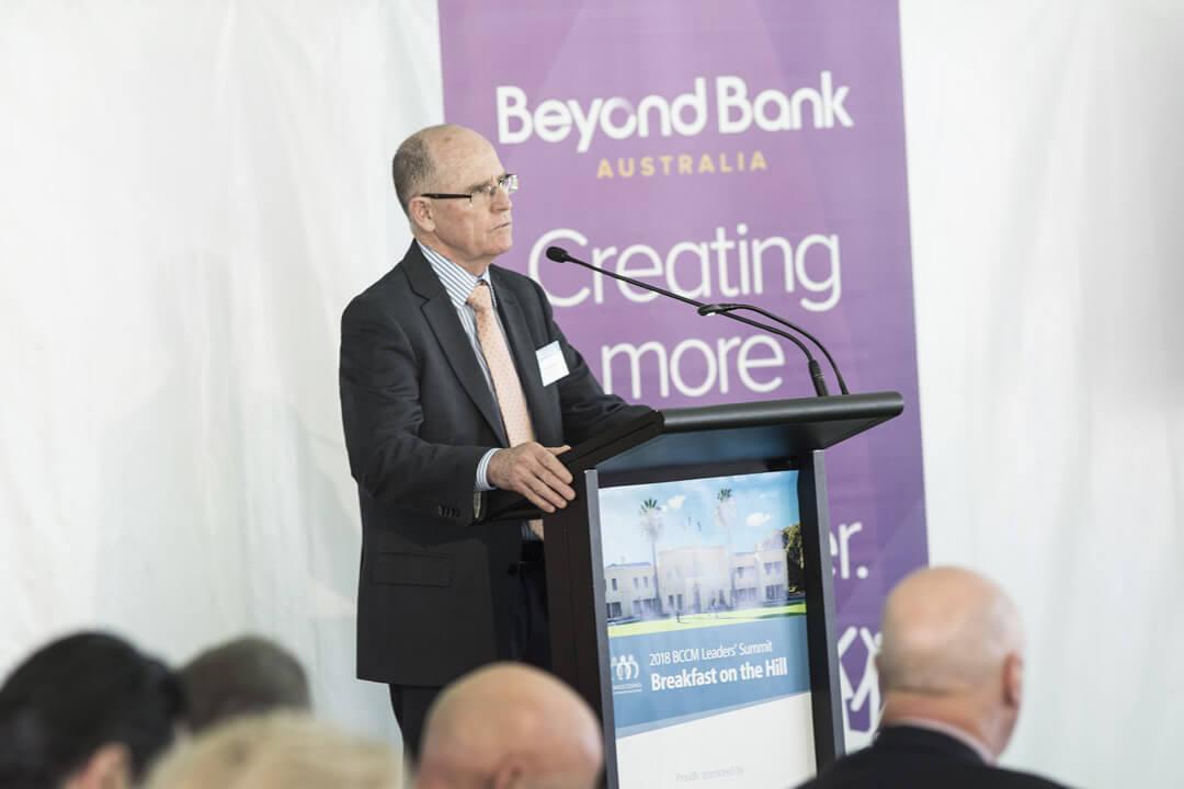 Guest Speaker: Robert Keogh, CEO Beyond Bank