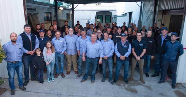 Limestone Coast Fishermen's Co-operative commences trading