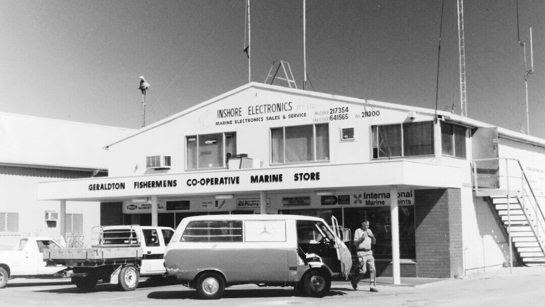 Geraldton Fishermens Co-op Marine Store c1996
