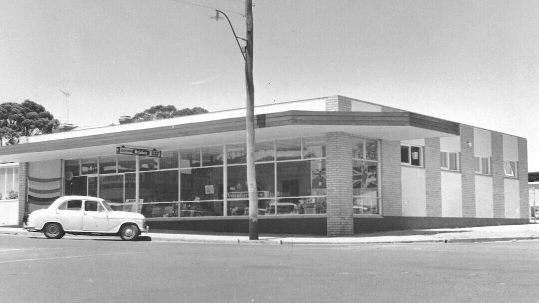 Gnowangerup Ndew Co-op Store 1966