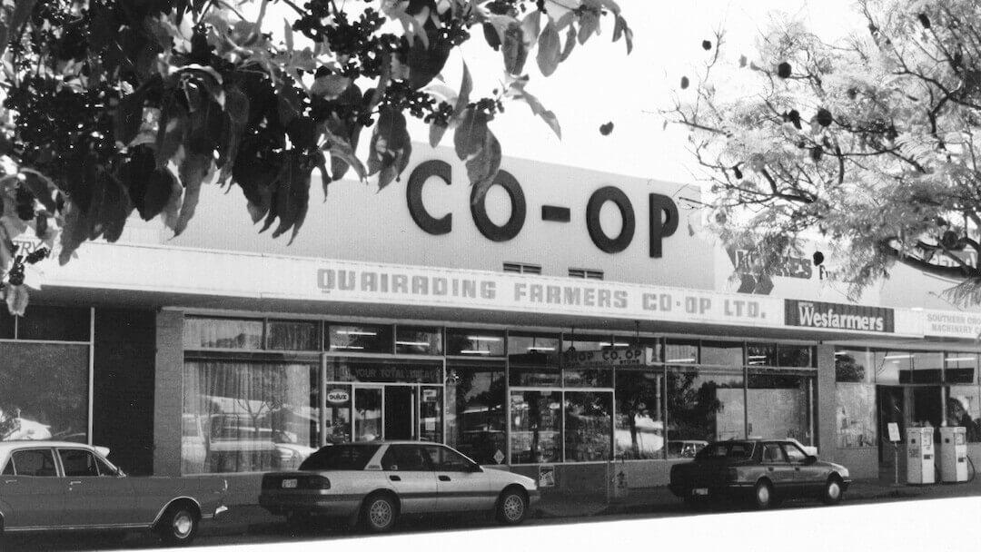 Quairading Co-op Store c1997