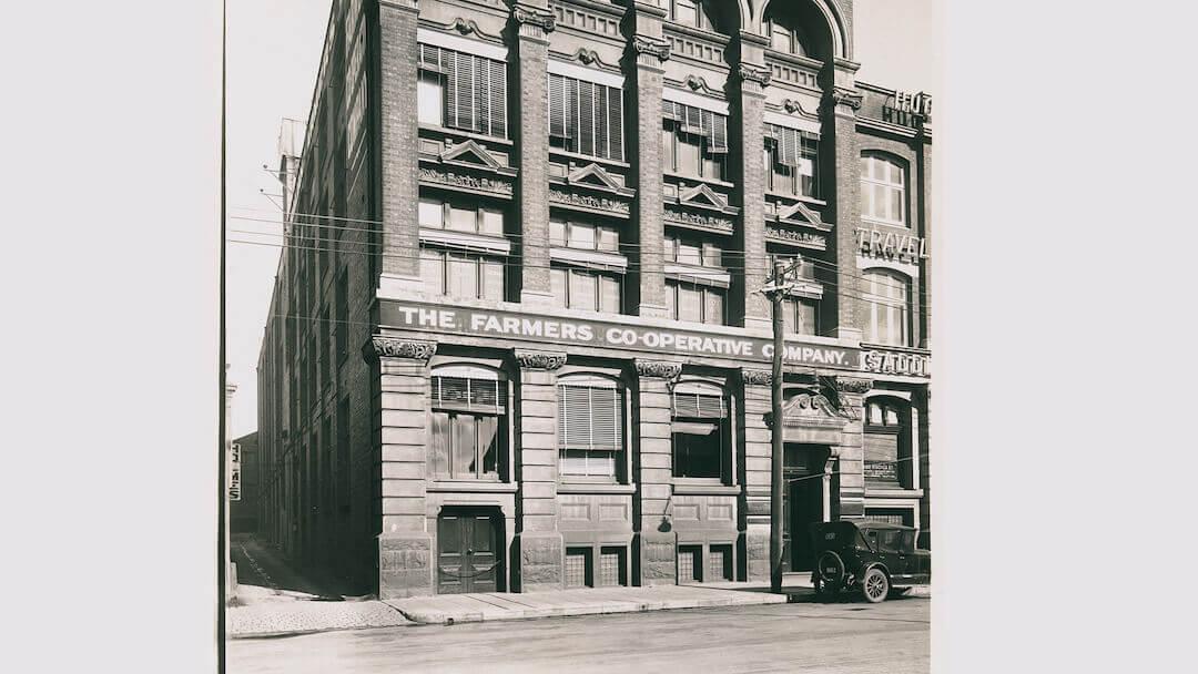 Westralian Farmers Building, 569 Wellington Street Perth 1925
