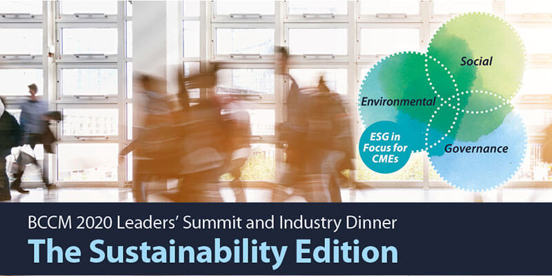 2020 BCCM Leaders' Summit and Industry Dinner