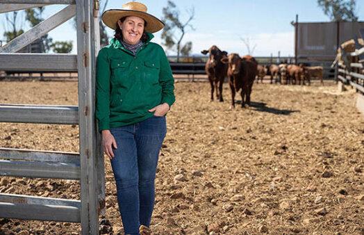 Emma Robinson, Beef Co Inc, credit Cameron Laird
