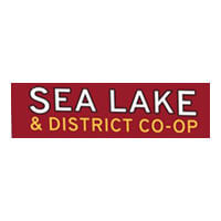 Sea Lake and District Co-op logo