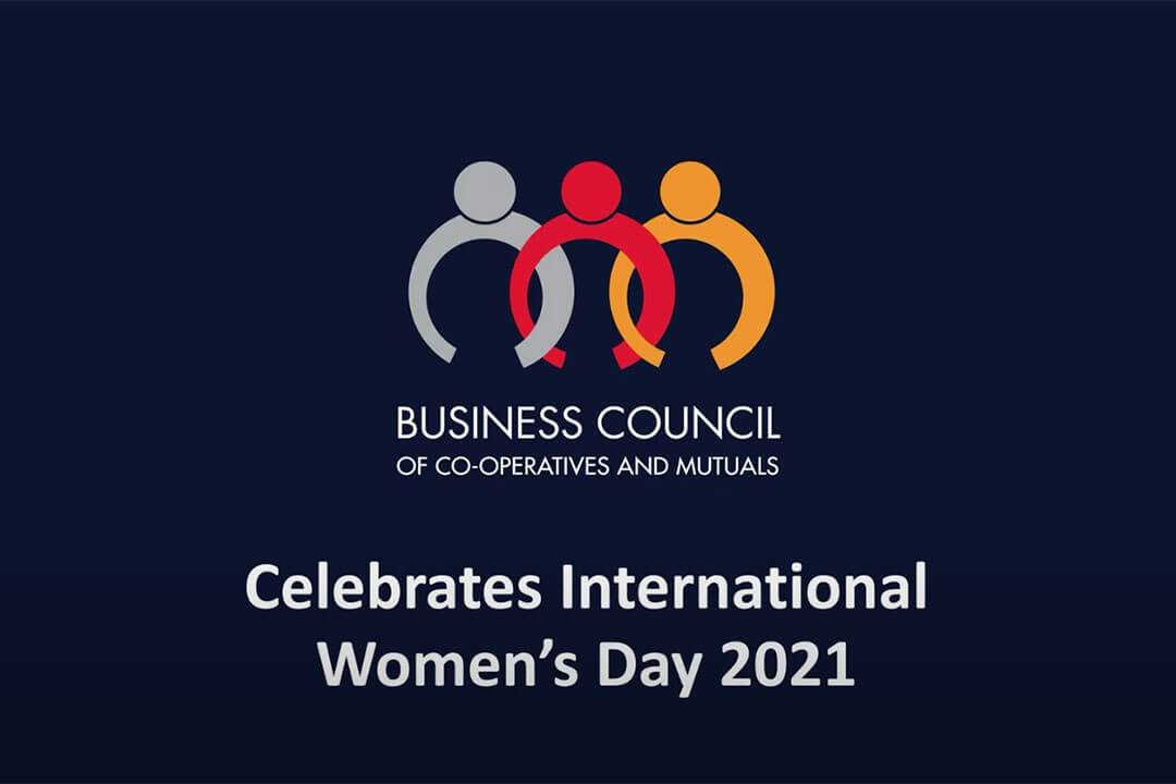 BCCM celebrates International Women's Day 2021