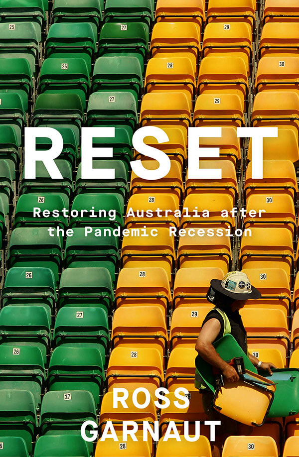 Reset: Restoring Australia after the Pandemic Recession cover photo