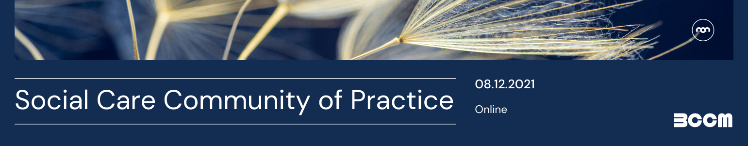 Social Care Community of Practice