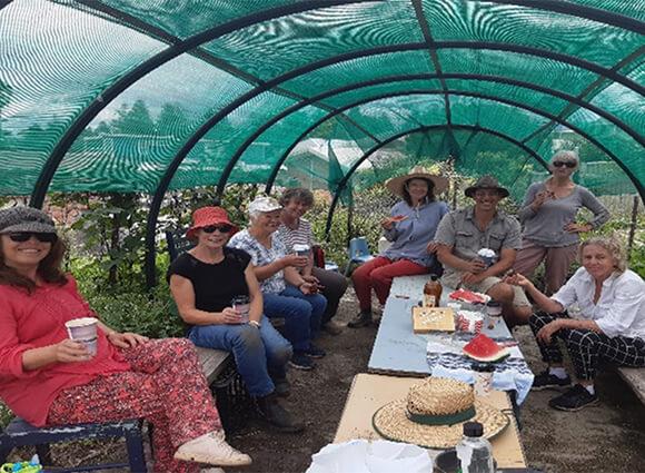Bermagui Preschool's Moodji Farm