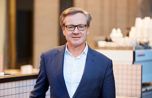 David Marshall, CEO of Defence Bank